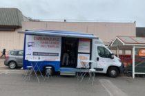 Mantes-la-Jolie : le Bus de l'emploi fait escale au marché du Val Fourré le 14 juin