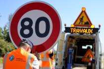 Routes Secondaires : un retour à 90km/h prévu dans les Yvelines