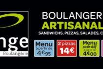 Boulangerie Artisanale Ange Mantes : les 4+4 baguettes à 4 euros tout l'été