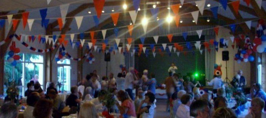 Guerville fête le 14 Juillet à la salle des fêtes de Senneville