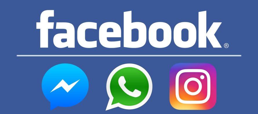 Technologie : panne mondiale sur Facebook, WhatsApp, Instagram et Messenger
