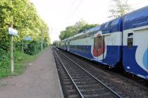 Canicule – SNCF : un train Mantes-Paris bloqué près de 3 heures en raison d'une panne