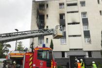 Mantes-la-Jolie : trois appartements touchés par un incendie au Val Fourré