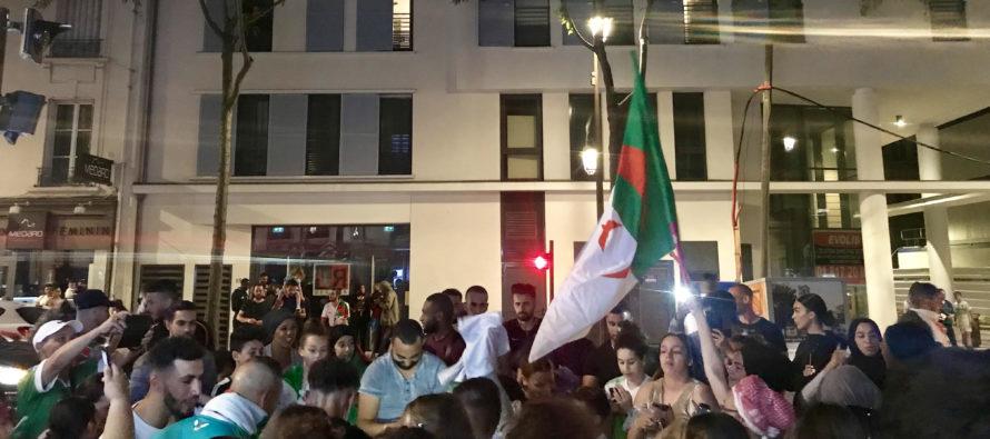 CAN 2019 : la communauté algérienne de Mantes-la-Jolie a fêté le sacre des Fennecs