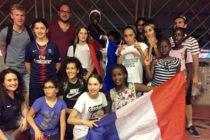 CDM Féminine : 35 collégiens de Pasteur et Clemenceau ont vu France – Etats-Unis