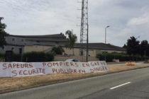 Société : les sapeurs-pompiers de Magnanville sont en colère
