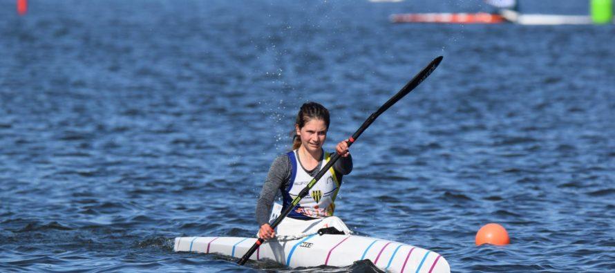 ASM Canoë-Kayak : 4 titres pour Salya Lefoulon aux Championnats de France