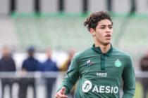 Les Mureaux : Yanis Fetheddine, 16 ans, espoir franco-marocain de l'AS Saint-Étienne