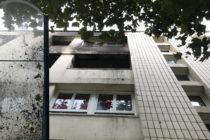 Mantes-la-Jolie : une friteuse provoque un incendie dans un appartement au centre-ville