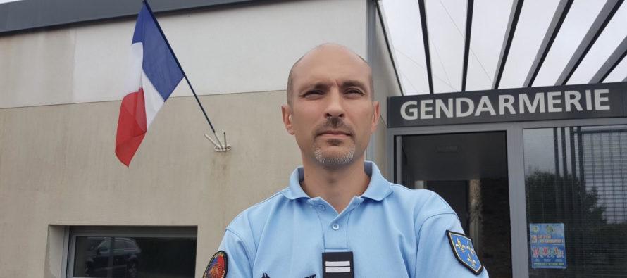 Gendarmerie de Septeuil-Guerville : Cédric Capitaine est le nouveau lieutenant
