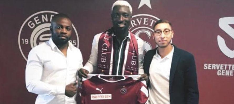 Foot – L1 – Reims : Grejohn Kyei transféré au Servette Genève (D1 Suisse)