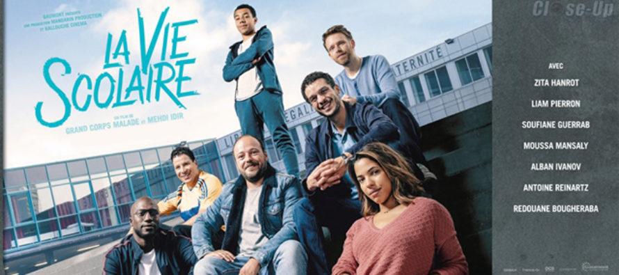 """Grand Corps Malade au cinéma CGR le 27 août pour le film """"La Vie Scolaire"""" en avant-première"""