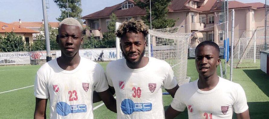 Foot – FC Mantois : 3 jeunes nés en 2000 signent en Italie