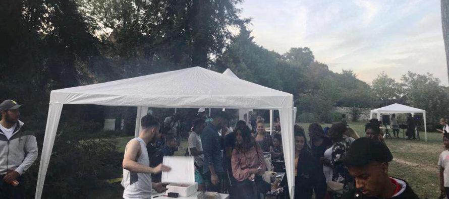 Mantes-la-Ville : un repas géant de l'association Villa Joie avant la rentrée