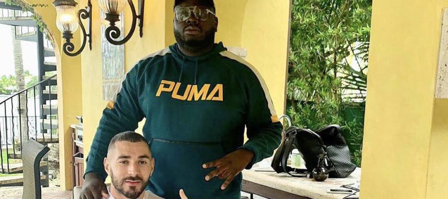 Limay : Biggie a coiffé les Benzema, Mané, Perišić, Ndombele, Koulibaly