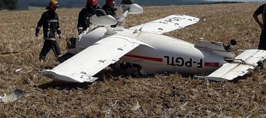 Épône -Jumeauville : crash d'un avion de tourisme, le pilote grièvement blessé