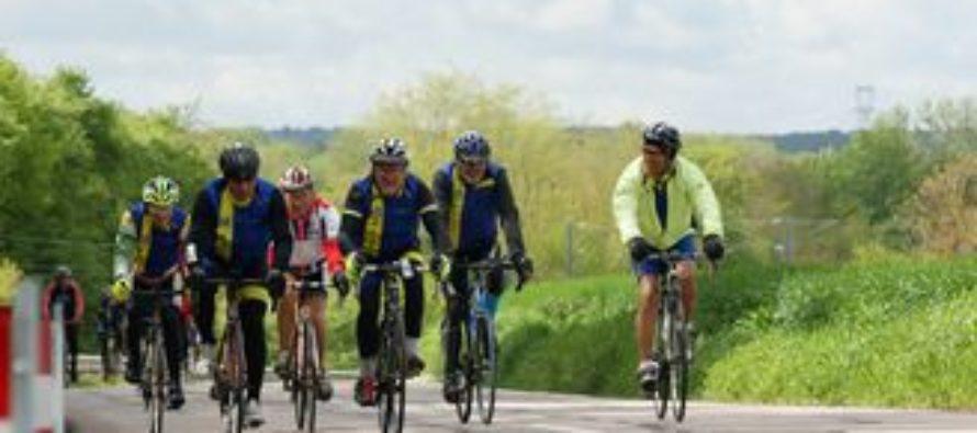 Magnanville : randonnée cyclo des Clochetons samedi 24 août
