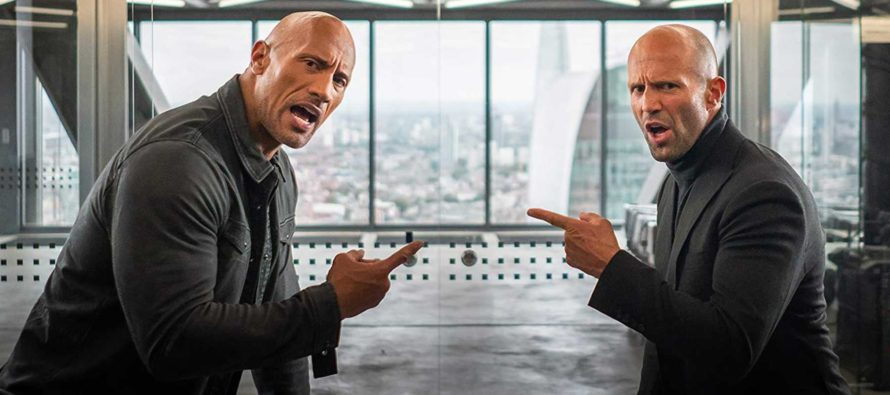 CGR Mantes – Sorties du 07/08 : Fast and furious hobbs and shaw, C'est quoi cette mamie ? et Playmobil