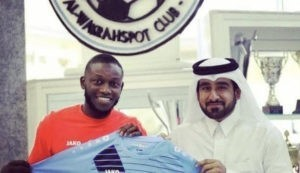 ousmane coulibaly qatar D1