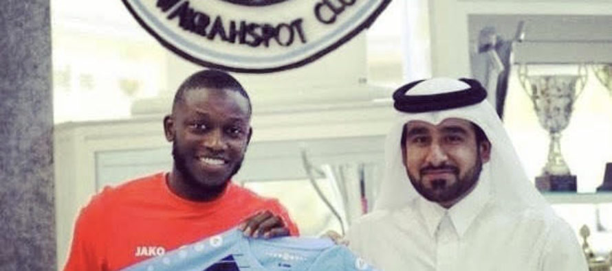 Mantes-la-Jolie : Ousmane Coulibaly signe à Al Wakrah SC au Qatar