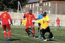 Foot – U17 Nationaux : large victoire de Mantes à l'ASPTT Caen (6-0)