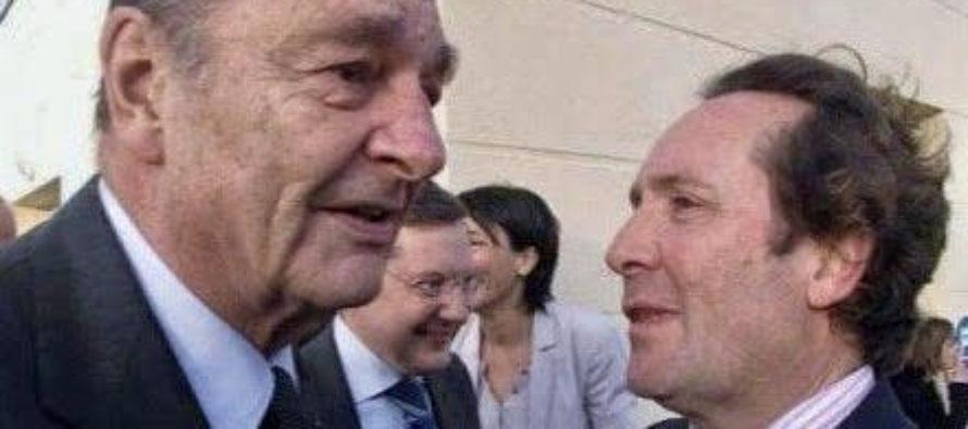 """Mort de Jacques Chirac : la réaction de Pierre Bédier, """"bébé Chirac"""""""