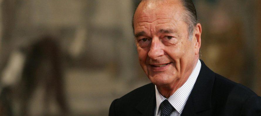Disparition : Jacques Chirac est décédé à l'âge de 86 ans