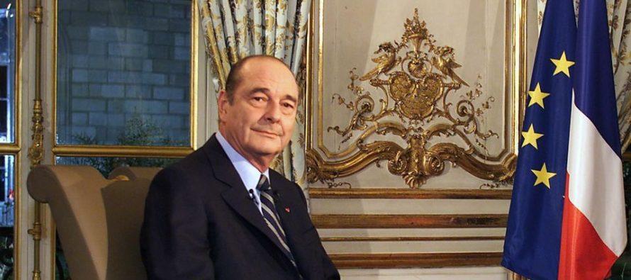 Mort de Jacques Chirac : journée de deuil national lundi 30 septembre
