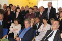Limay : Jacques Chirac a rendu hommage à son ami Henri Cuq en 2011