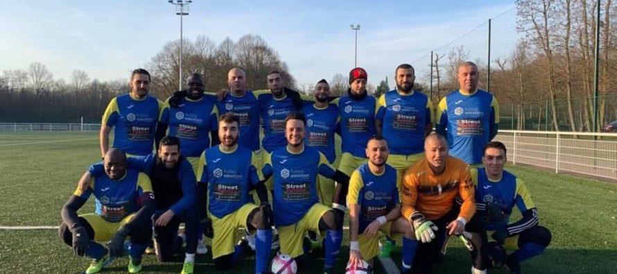 Foot : l'Athletic Club Mantais continue son ascension après deux titres en NOVA