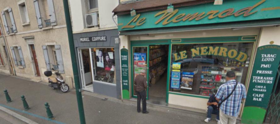 Mantes-la-Ville : braquage au bar-tabac-presse Le Nemrod près de l'A13