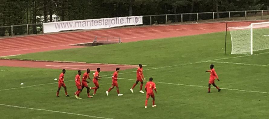 Foot – U17 NAT – 6e J : Mantes et Amiens se quittent sur un nul (1-1)