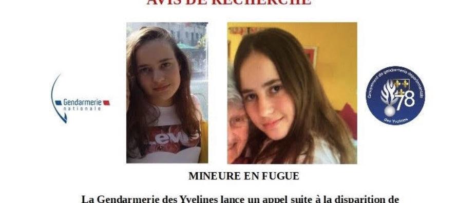 Yvelines : appel à témoins après la disparition de Roxanne, 13 ans