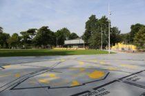 Mantes-la-Jolie : inauguration de la première tranche des travaux du square Brieussel-Bourgeois