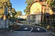 Mantes-la-Jolie : le parking situé derrière le square Brieussel a ouvert ses portes