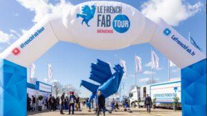 Le village de la French Fab Tour / © French Fab Tour