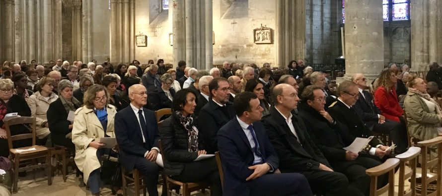 Attentat de Nice : un hommage à la collégiale de Mantes-la-Jolie dimanche 1er novembre