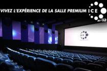 Cinéma CGR Mantes-la-Jolie : la salle Premium Ice ouvrira le 31 octobre au public