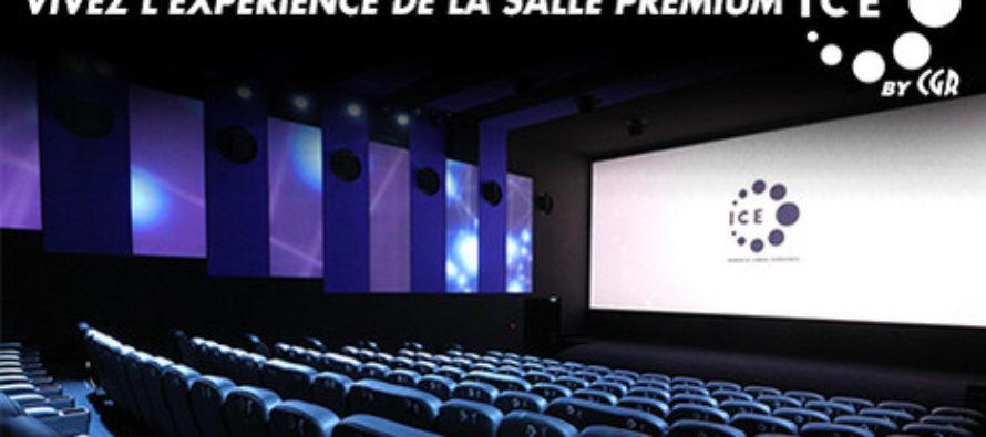 Cinéma CGR Mantes : la salle Premium Ice ouvre ce jeudi 31 octobre au public