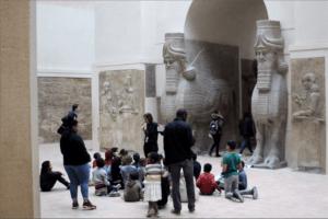 SPORT ATTITUDE 78 MUSEE DU LOUVRE