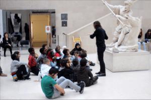 SPORT ATTITUDE 78 MUSEE DU LOUVRE583104_n
