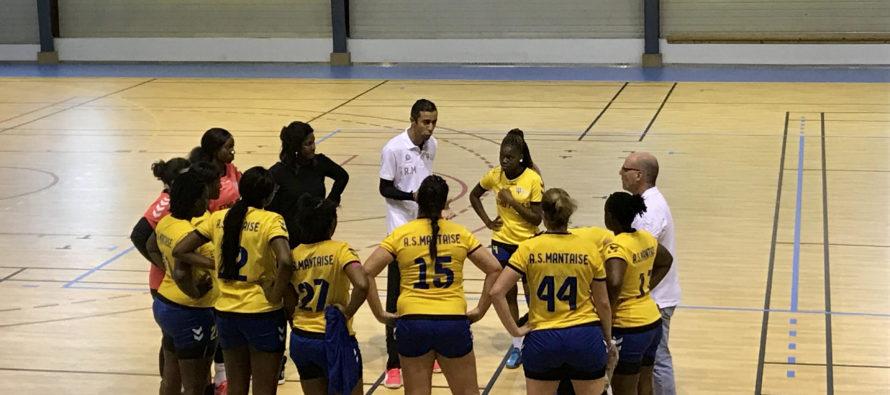 Handball Féminin : Mantes s'impose à domicile contre Saint-Michel (29-19)