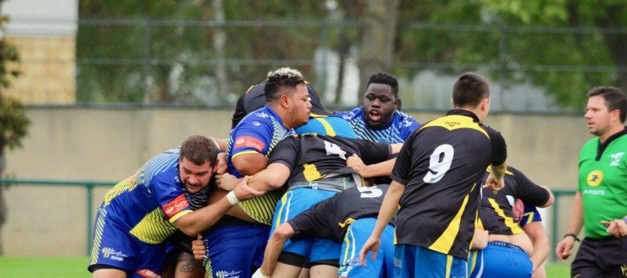 Rugby – 2ème Séries IDF : victoire facile de Mantes contre Crépy-en-Valois (31-6)