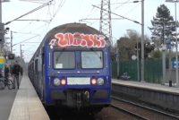 Gare de Limay : une femme se jette sur les voies