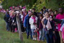 Buchelay : 1 500 personnes marchent en rose pour aider les victimes du cancer du sein