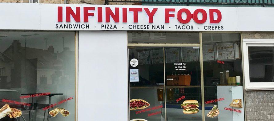 Infinity Food : Cheese Nan, Tacos et Pizza à Mantes-la-Ville
