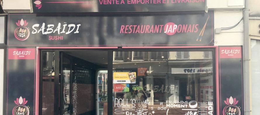 Mantes-la-Jolie : commandez vos sushis chez Sabaidi Sushi