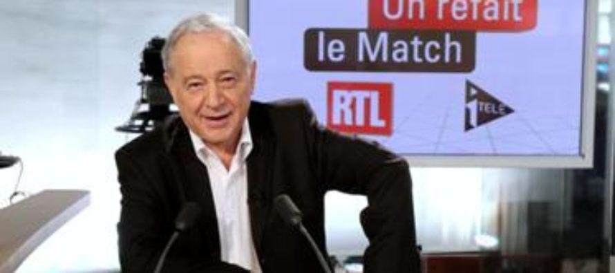 Médias : voix du football, Eugène Saccomano est mort à l'âge de 83 ans