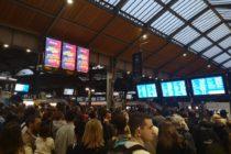 SNCF – Ligne J : grève spontanée à la gare Saint-Lazare après une agression