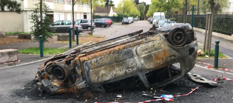 Nuit de la Saint-Sylvestre : 14 voitures incendiées à Mantes-la-Jolie, Mantes-la-Ville et Limay